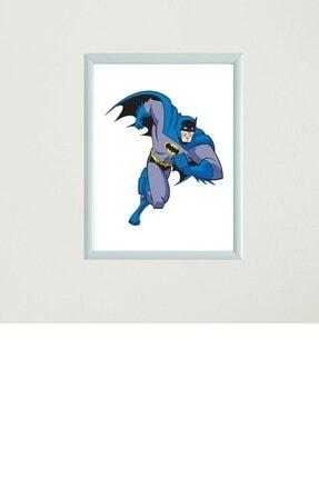 Kostüm Sarayı Batman Çerçeveli Poster Tablo Model-1