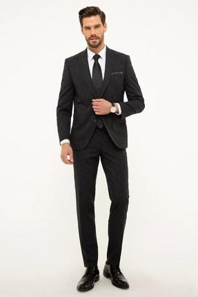 Pierre Cardin Erkek Lacivert Takım Elbise
