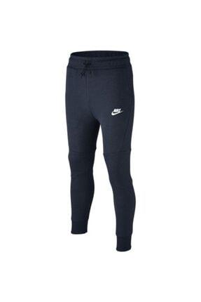 Nike Erkek Çocuk Siyah Eşofman Altı 804818-473