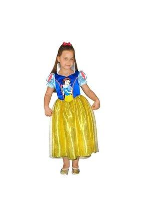 MEGA Disney Pamuk Prenses Kostüm 7-9