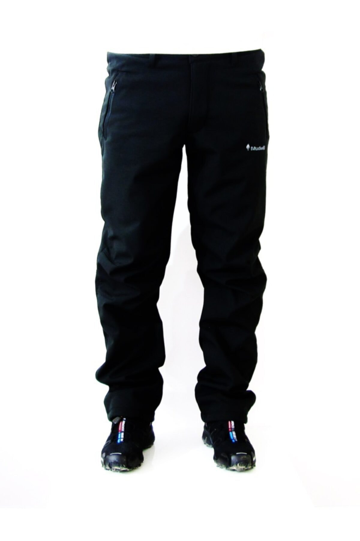 Mudwill Erkek Siyah Outdoor Softshell Pantolon  202223 2
