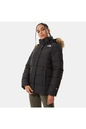 THE NORTH FACE Kadın Siyah Gotham Outdoor Mont