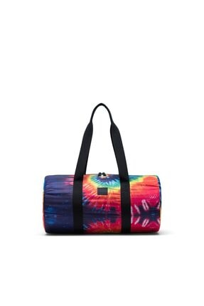 Herschel Supply Co. Herschel Katlanan Seyahat-spor Çantası Packable Duffle Rainbow