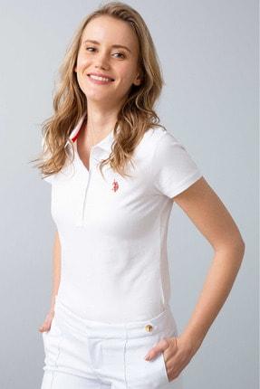 U.S. Polo Assn. Kadın Polo Yaka T-shirt G082GL011.000.746461