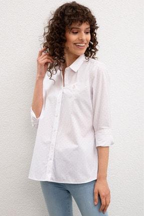 U.S. Polo Assn. Kadın Gömlek G082GL004.000.986043