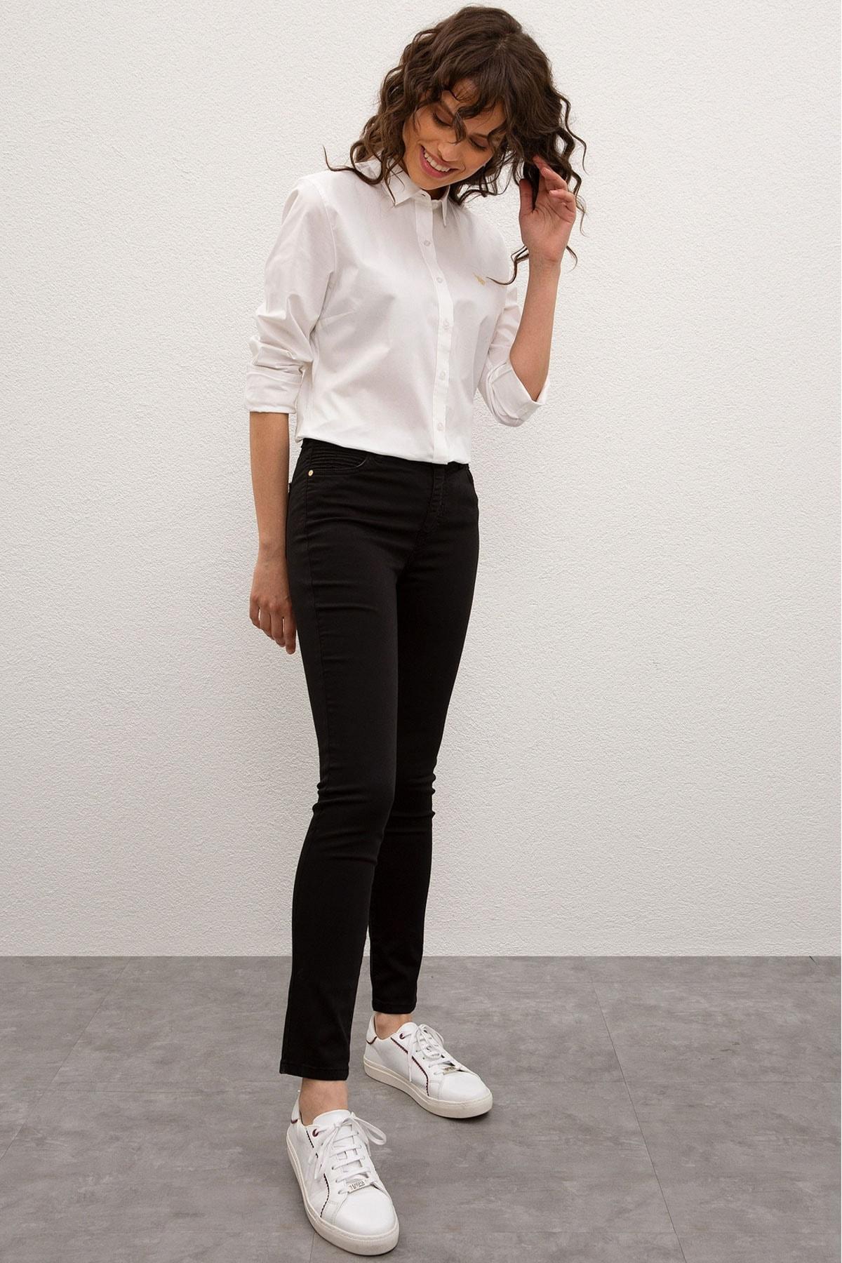 U.S. Polo Assn. Kadın Pantolon G082SZ078.000.976254 2
