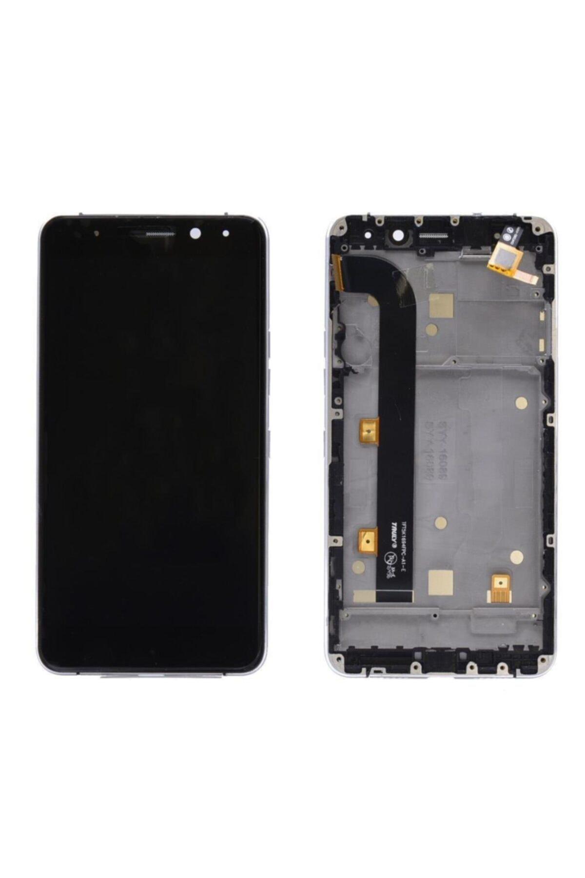 General Mobile Gm 5 Plus Çıtal Lcd Ekran A+ Kalite Siyah 1