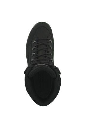 Lowa Unisex Siyah Renegade Outdoor Ayakkabı Gtx® Mıd 310945-0998