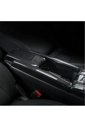 Autokit Honda Civic Fc5 - Fk7 Kol Dayama Kaplaması - Karbon