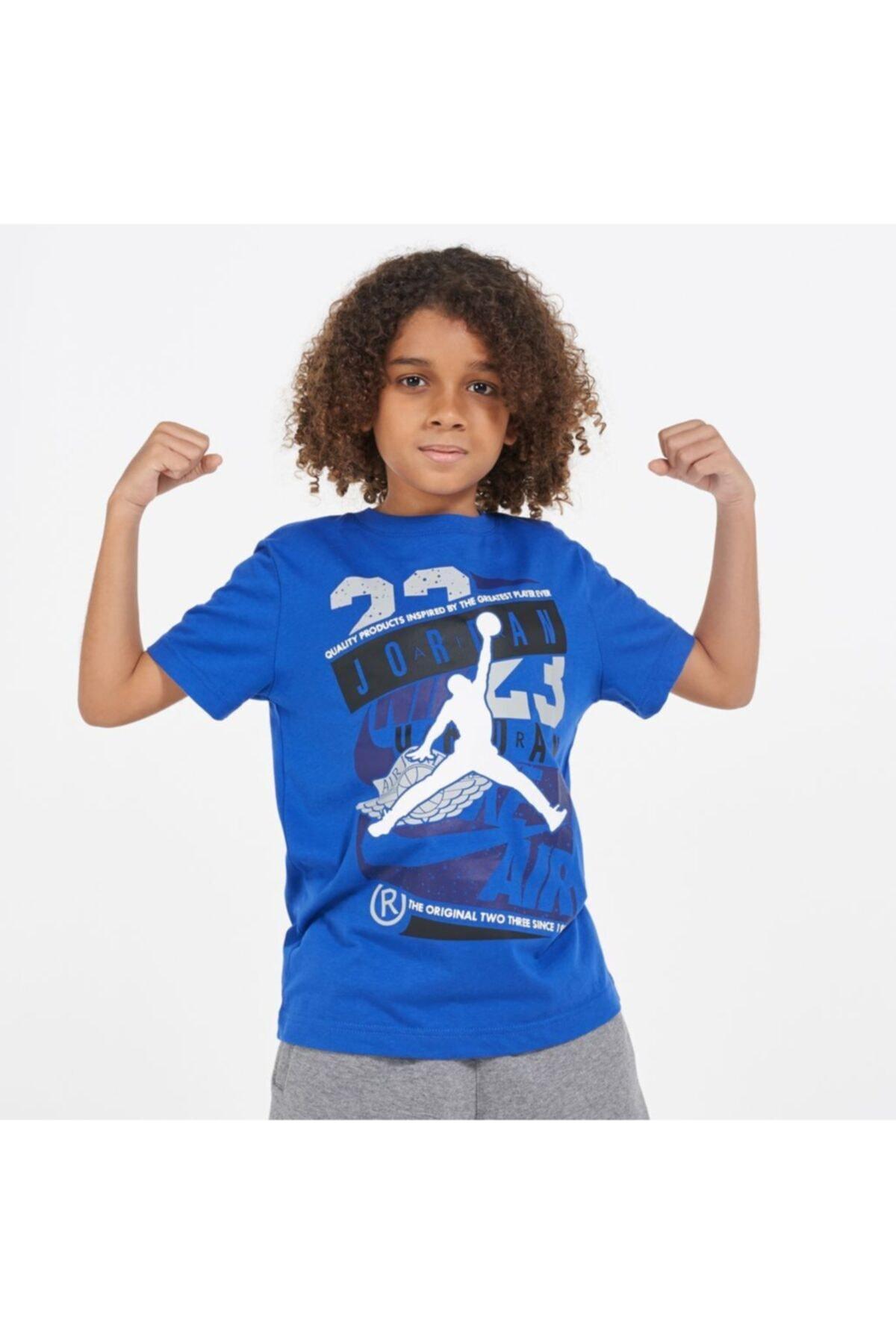 Nike Kids Çocuk Air Jordan Jumpman Mars T-shirt ( 1