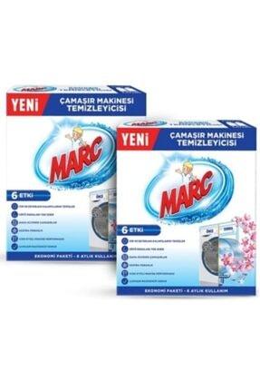 Marc Cain Marc Çamaşır Makinesi Temizleyici 250 ml ×2×2 Adet