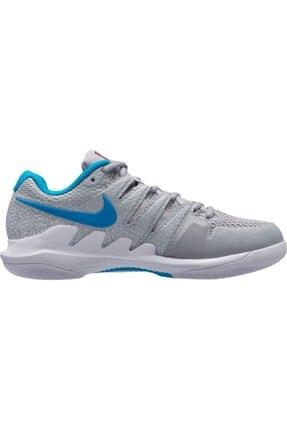 Nike Unisex Gri Aır Zoom Vapor X Hc Tenis Ayakkabı Aa8027-064