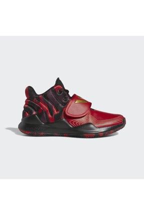 adidas Unisex Kırmızı Pro Spark 2 J Spor Ayakkabı