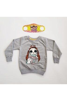 LOL Mevsimlik Kız Çocuk Sweatshirt
