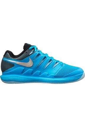 Nike Unisex Lacivert Aır Zoom Vapor X Hc Tenis Ayakkabı Aa8027-403