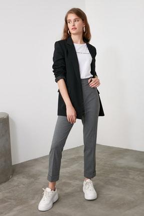TRENDYOLMİLLA Antrasit Basic Pantolon TWOAW21PL0295