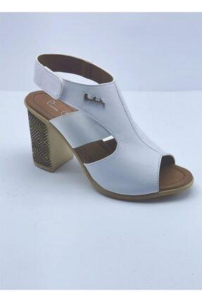 Pierre Cardin Kadın Beyaz Ayakkabı