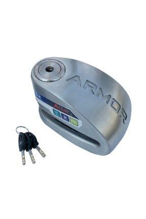 Armor 14 mm Alarmlı Disk Kilidi 614 Mva