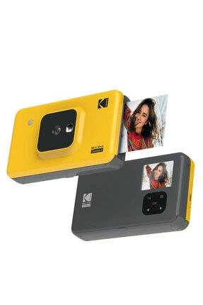 Kodak Mini Shot Combo 2 - Anında Baskı Dijital Fotoğraf Makinesi - Sarı