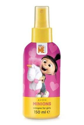 AVON Minions Edc 150 ml. Kız Çocuklar Için Sprey Parfüm  5059018069504
