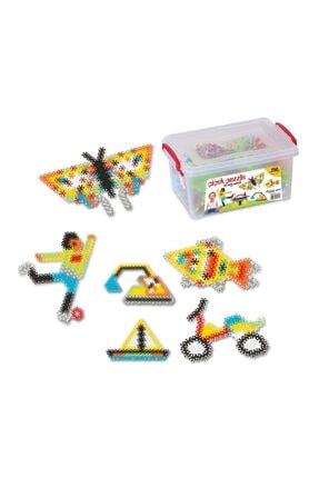 DEDE Küçük Box 240 Parça Çiçek Puzzle