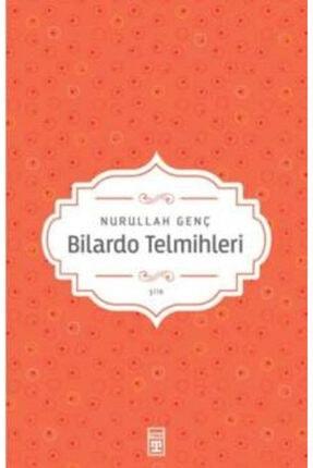 Timaş Yayınları Bilardo Telmihleri