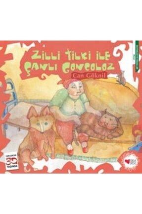 Can Çocuk Yayınları Zilli Tilki Ile Çanlı Goncoloz