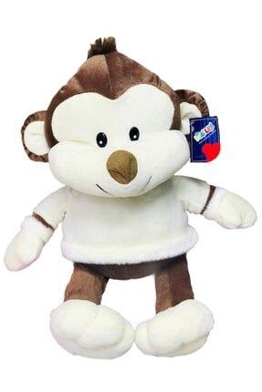 HALLEY Sevimli Peluş Maymun 45 cm
