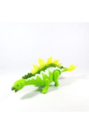 Oyuncak Filesi Yürüyen Sesli Işıklı Kutulu Dinozor 30 cm