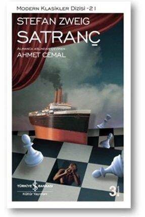 İş Bankası Kültür Yayınları Satranç