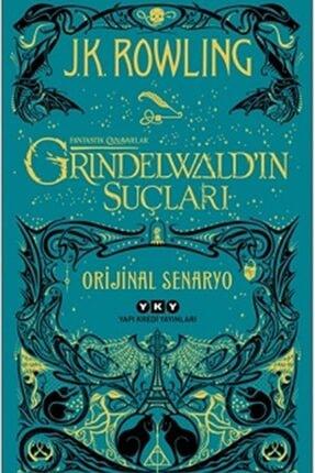 Yapı Kredi Yayınları Grindelwald'ın Suçları - Fantastik Canavarlar