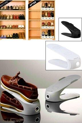 RealFoni Yer Tasarrufu Sağlayan Ayakkabı Rampası Organizer (24 Adet)