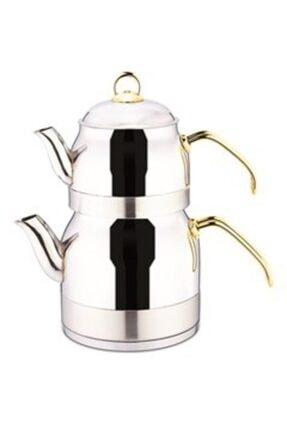 Remetta Daisy Gold Aile Çaydanlık