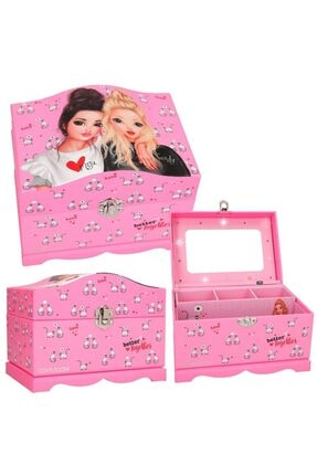 Top Model Jewellery Box With Light