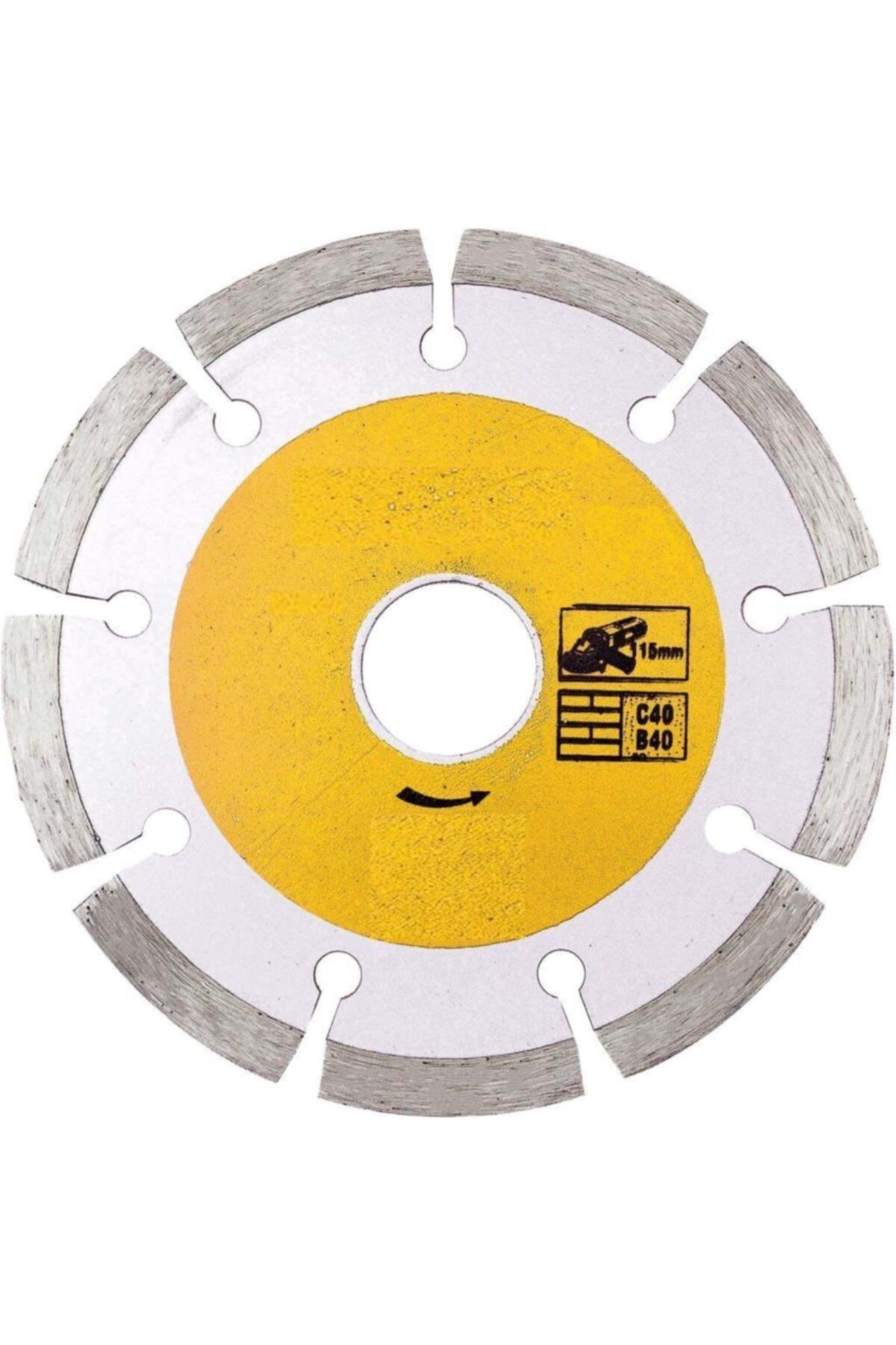 Tvet Granit Elmas Fayans Seramik Kesme Diski 115x22.2mm T39041 1