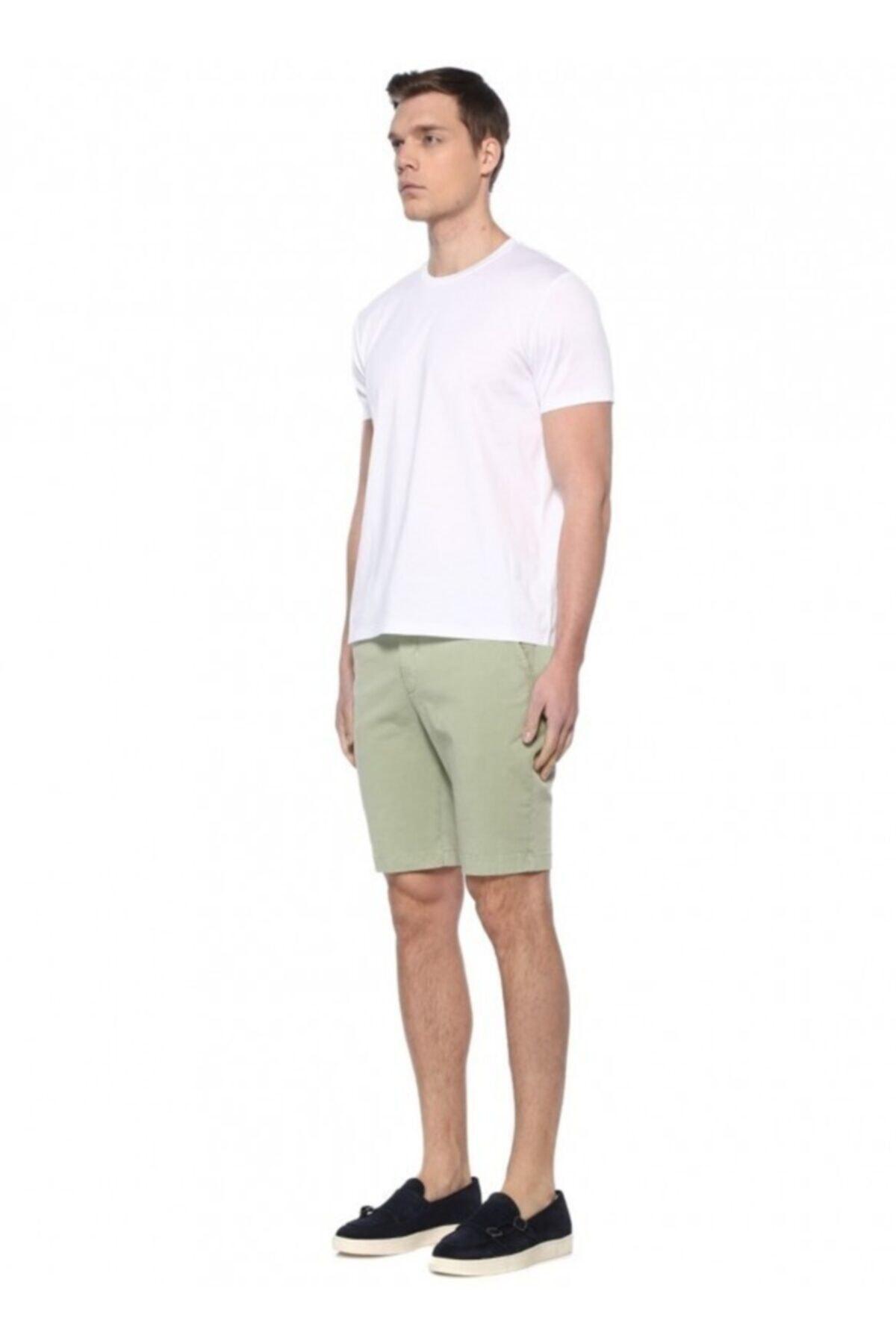 Beymen Club Erkek Şort Yeşil 2