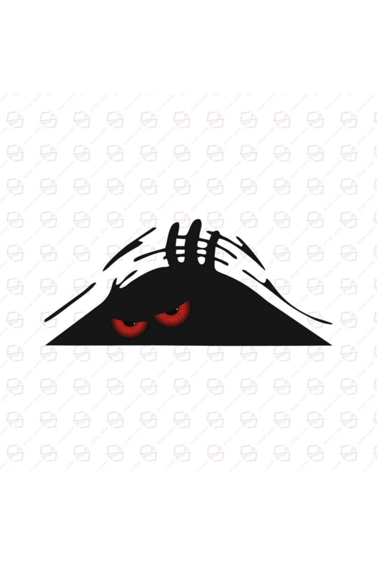 Sticker Masters Yeni Bagajdan Bakan Adam Oto Sticker 1