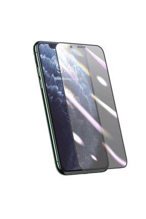 Baseus Iphone 11 Pro Max / Xs Max 3d Curved Full Kaplama Cam Ekran Koruyucu 0.25 mm