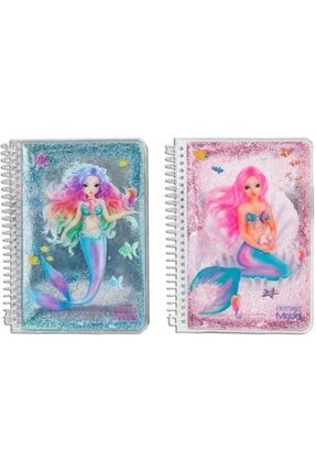 Top Model Topmodel Fantasy Model Mermaid Defter 10046
