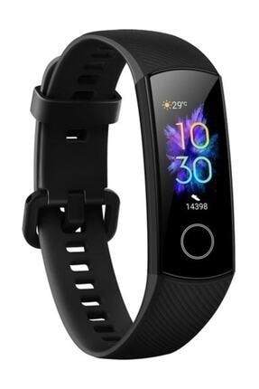LESGO Siyah Huawei Honor Band 5 Amoled Ekran Akıllı Bileklik Saat