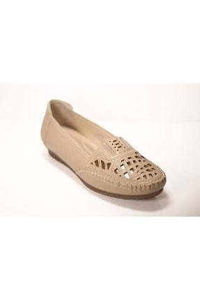 Polaris Kadın Bej Klasik Ayakkabı As00156572 -