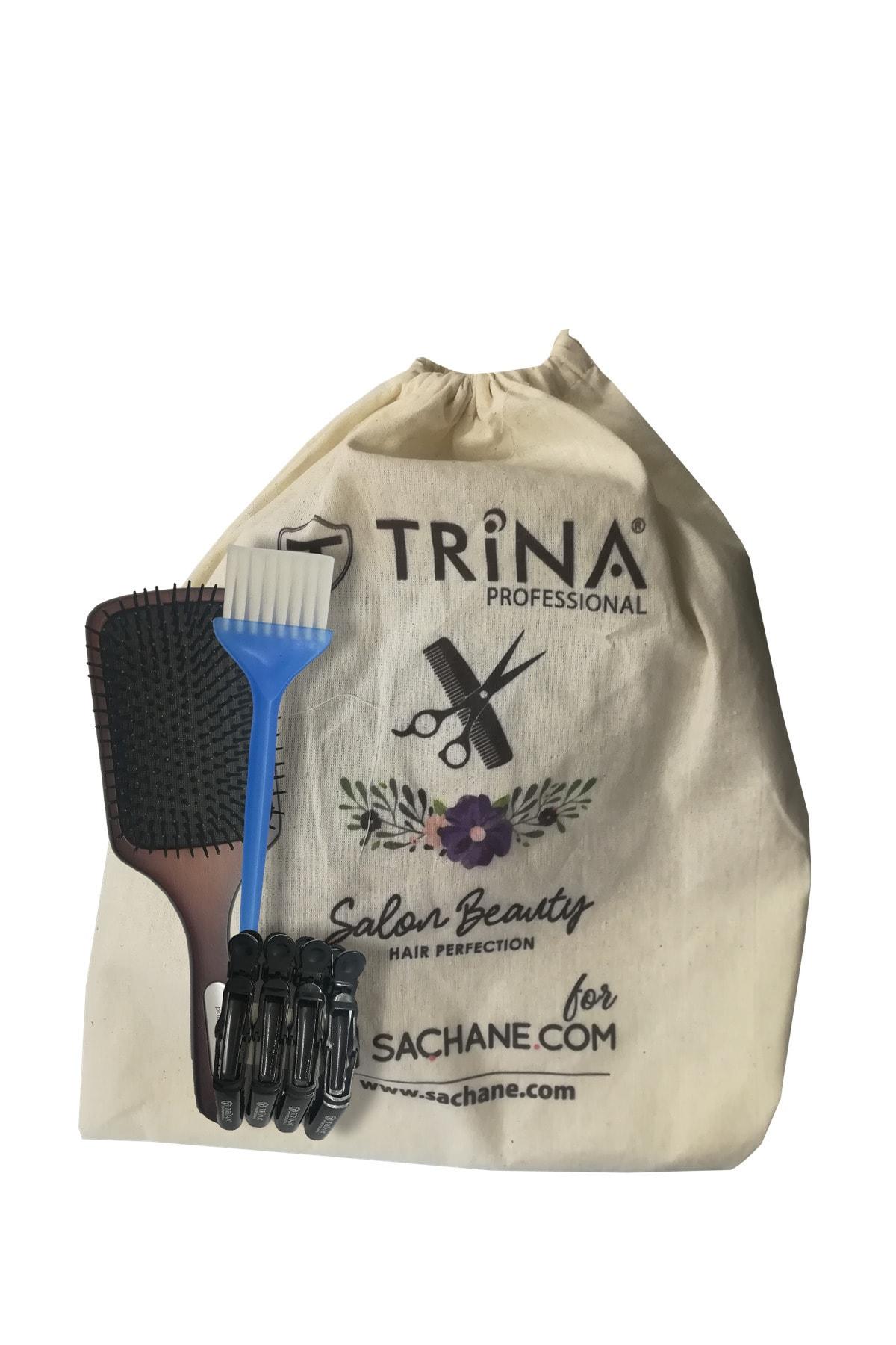 Trina Profesyonel Saç Ekipmanları Seti 1