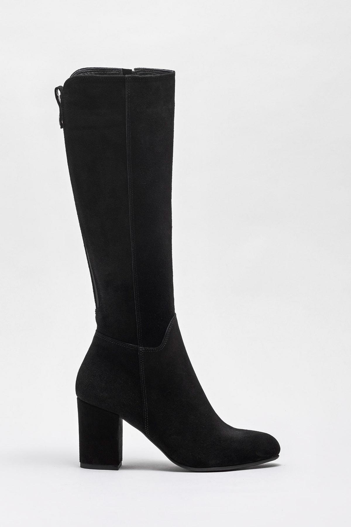 Elle Shoes Kadın Çizme Ronalde-1 20K128 1