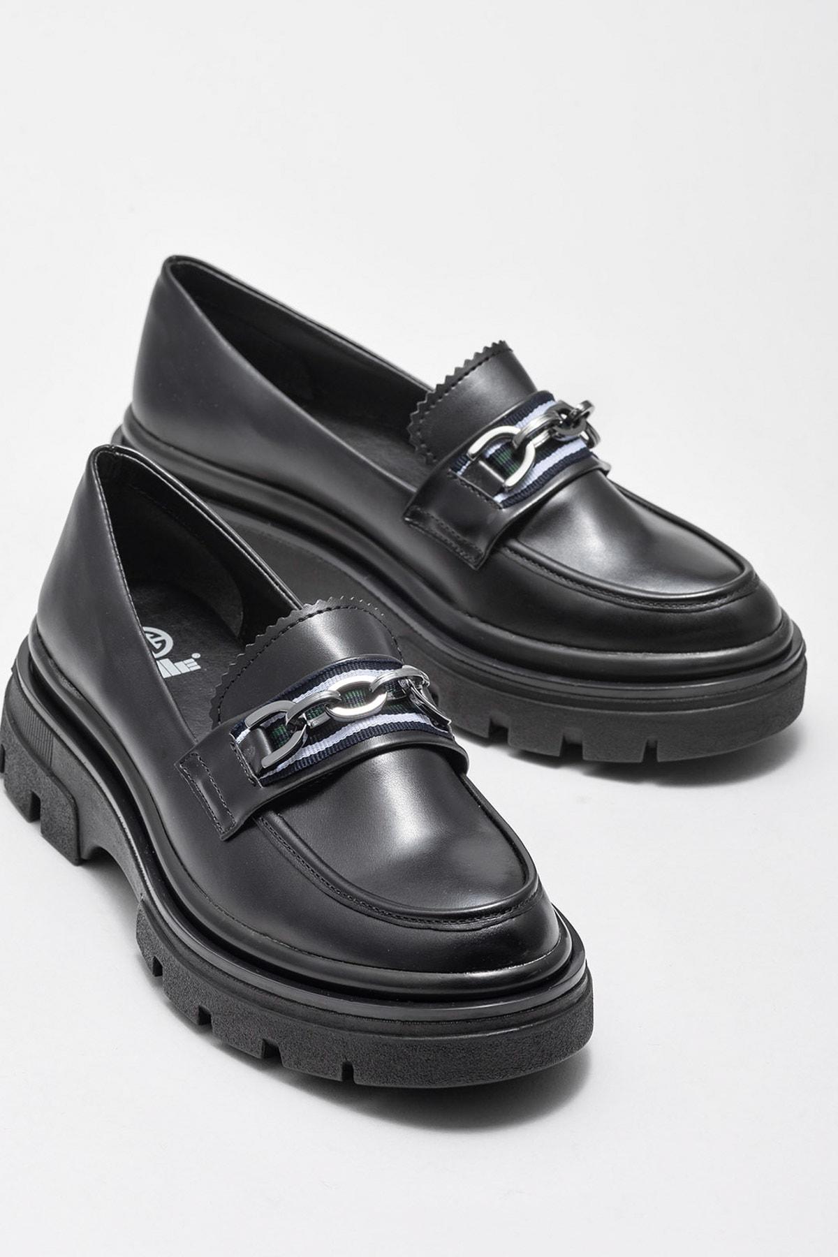 Elle Shoes Kadın Casual Ayakkabı Delevan 20KAY13 2