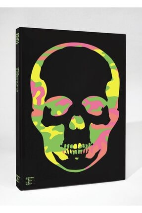 The Curated Collection Skull Style: Skulls In Contemporary Art And Design - Neon Camouflage Cover - Hardcover