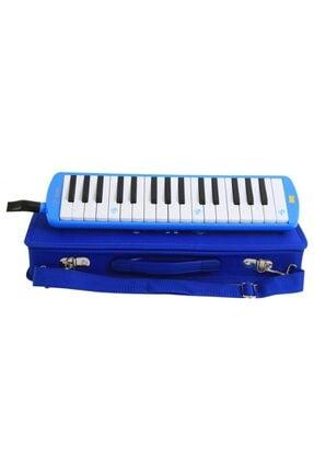 Nubutik's Çocuk Mavi Eğlenceli Çantalı Piyano