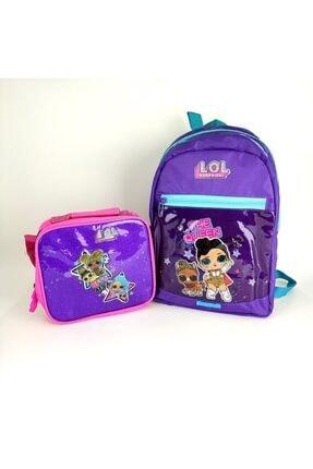 Dönmezler Lol Bebek Okul Çantası Set-çanta-beslenme