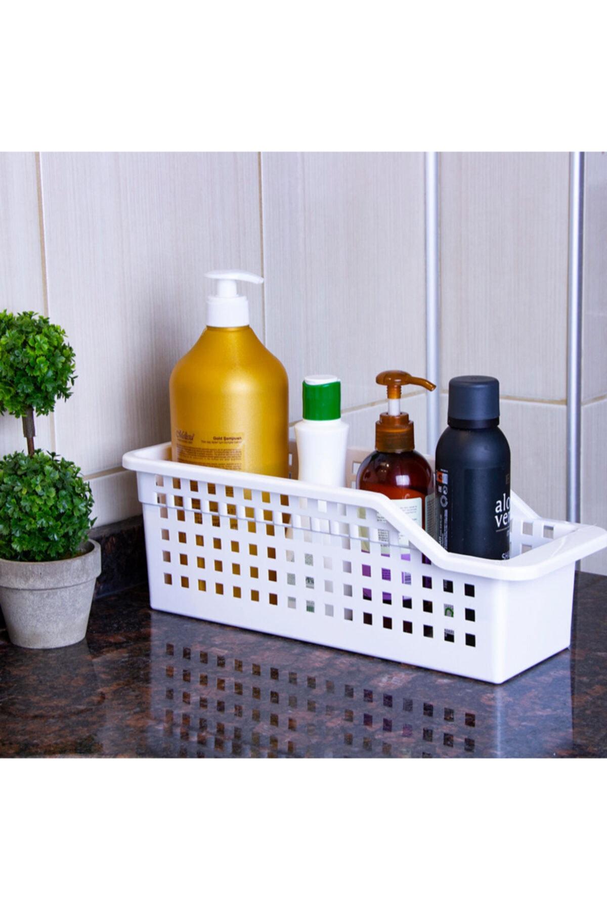 intoku 10 Adet Buzdolabı Sepeti Dolap Içi Düzenleyici Sepet Organizer 2