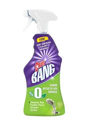 Cillit Bang %0 Sabun Artığı Ve Kir Sökücü Banyo Spreyi 750Ml