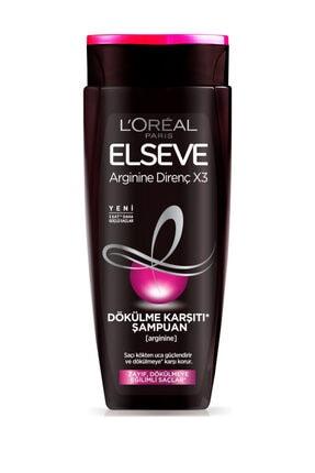 L'Oreal Paris Elseve Arginine Dökülme Karşıtı Şampuan 450 Ml